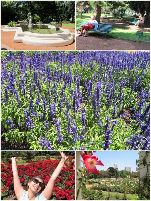 buenos aires roteiro roseidal jardim fotos larissa viegas