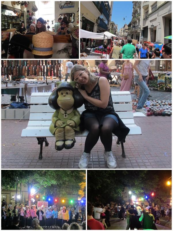 feira artesanal san telmo mafalda buenos aires