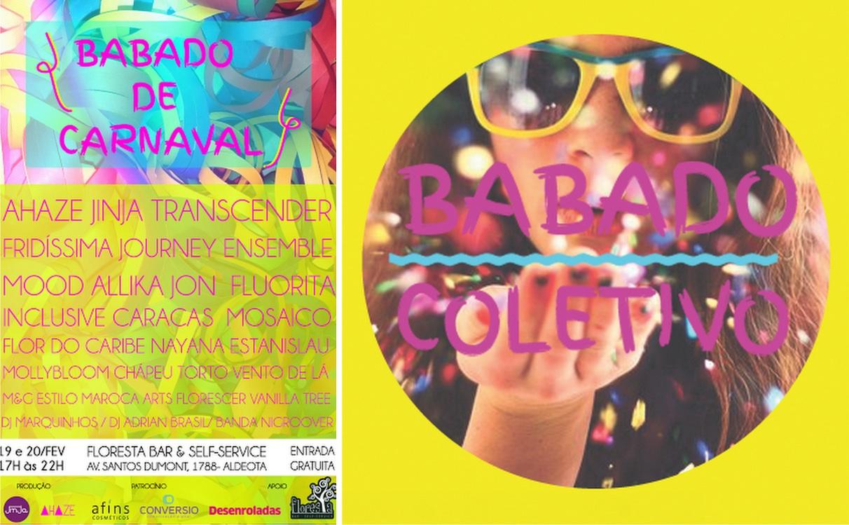 babado coletivo carnaval 2014