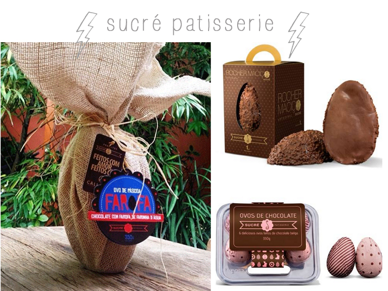 sucre patisserie pascoa