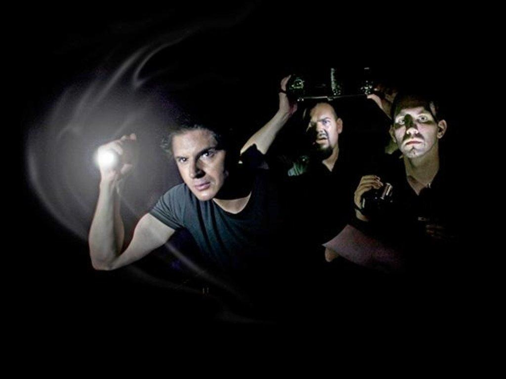 Ghost Adventures: The Beginning - Ghost Adventures Wiki