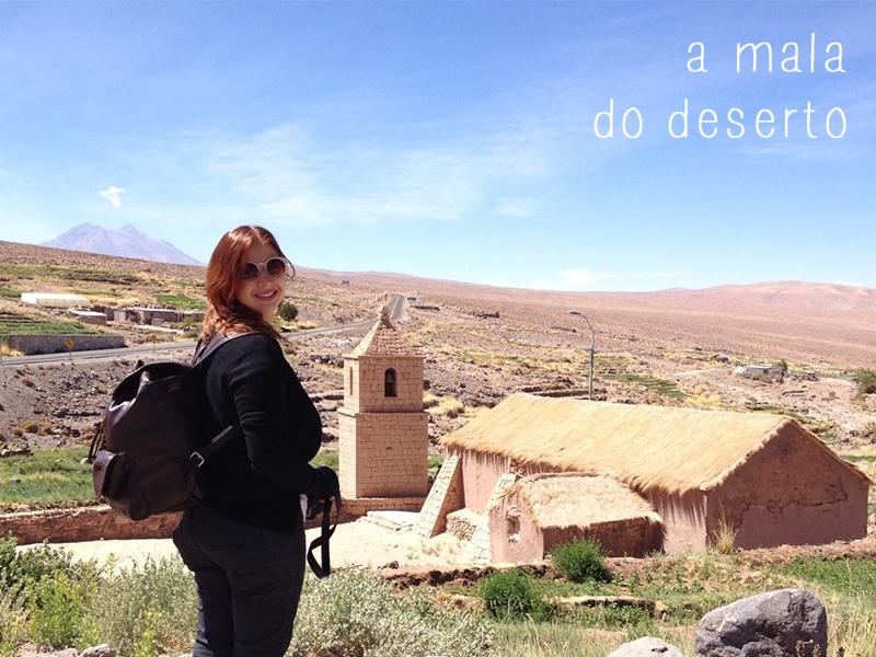 a mala do deserto DESTAQUE