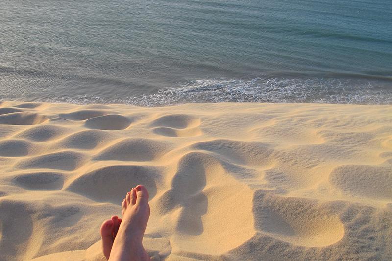 duna do por do sol jericoacoara abismo