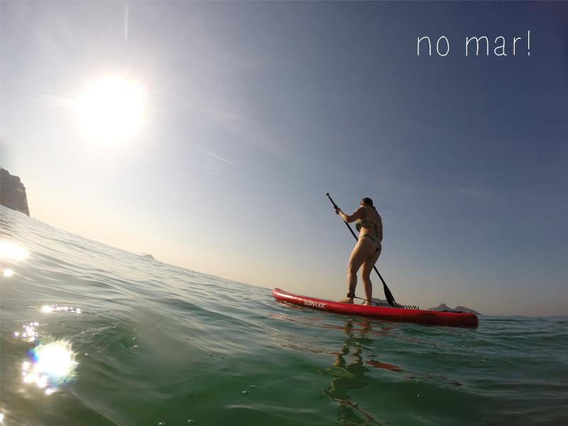 stand up paddle sup mar praia rio de janeiro