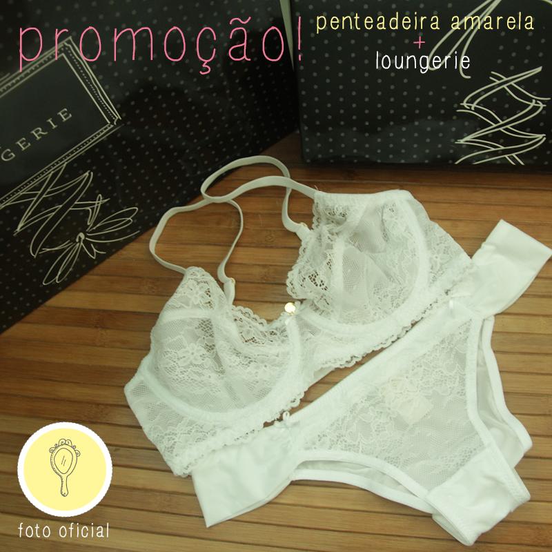 4d850813c promoçao instagram penteadeira amarela loungerie