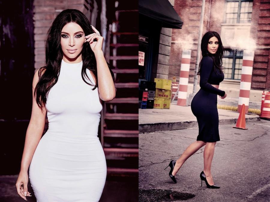 Moda: A polêmica coleção de Kim Kardashian para C&A