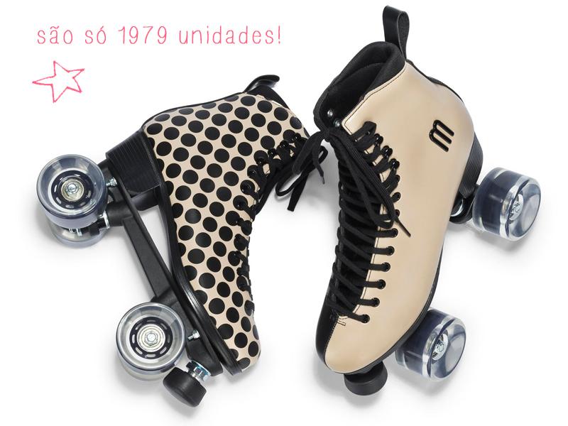 melissa roller joy patins colecionador