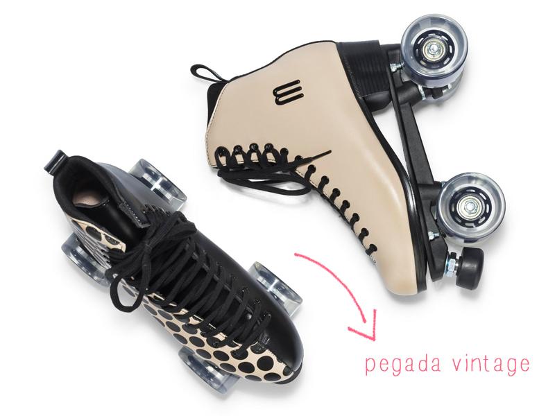 melissa roller joy patins vintage