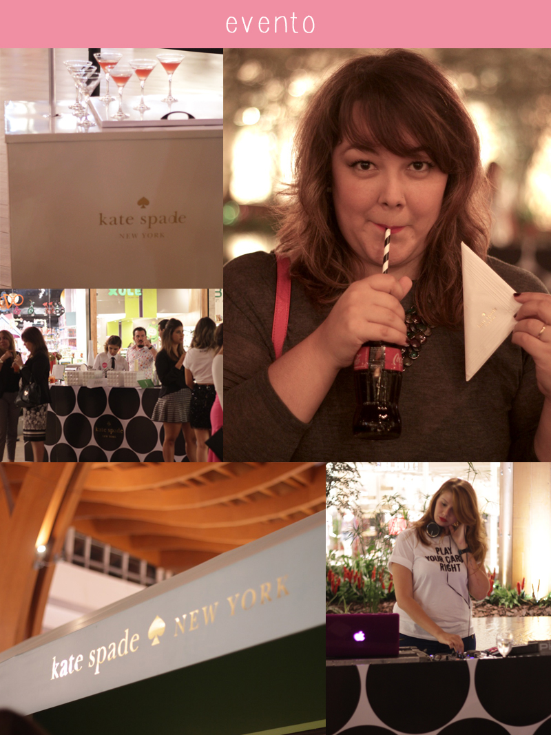 KATE SPADE NEW YORK FORTALEZA evento
