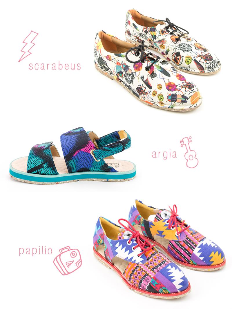 insecta shoes sapatos ecológicos artesanais