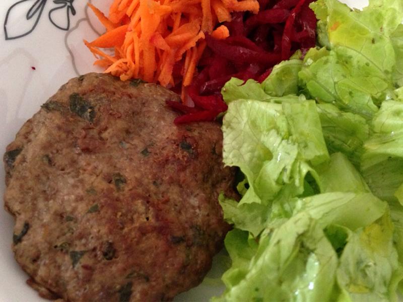 receita hamburguer light dieta como fazer pronto