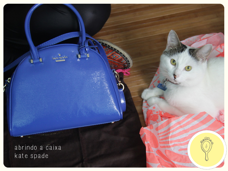 unboxing kate spade