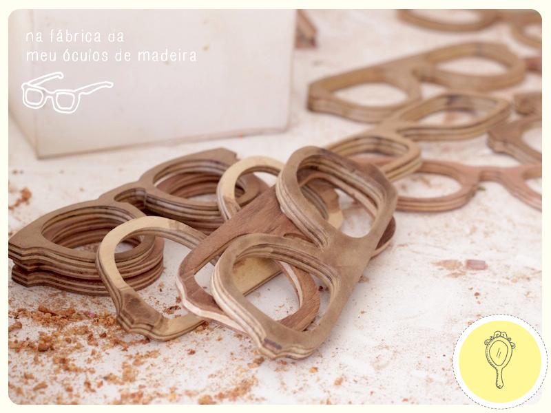 Moda  Marca cearense faz sucesso fabricando óculos de madeira ... ea52d6ab2b