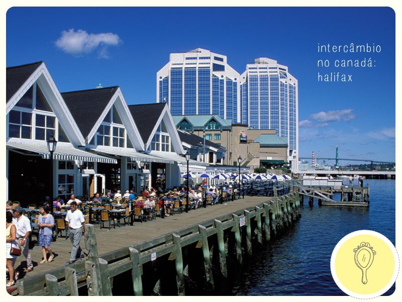 intercambio canada halifax