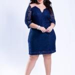 1a28999fb Vestido festa plus size GK preto | Penteadeira Amarela