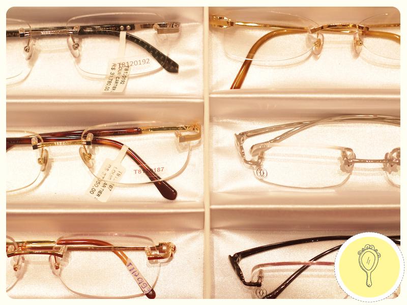 c607175e535 cartier lunettes aliança de ouro