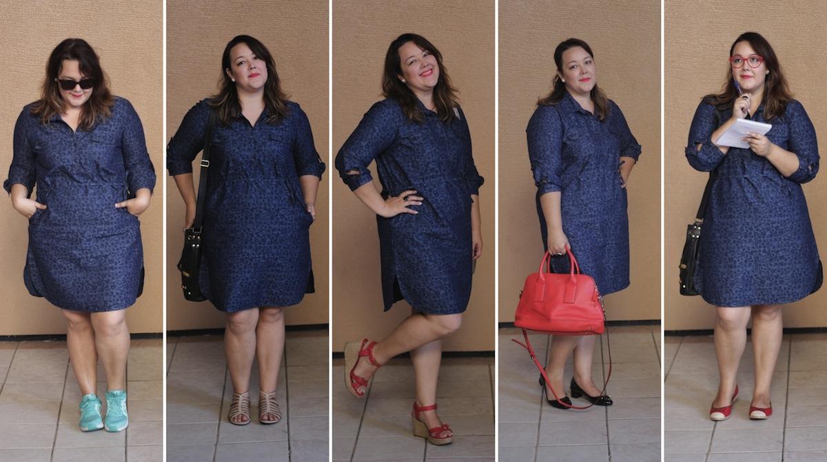 gk 1 vestido 5 looks