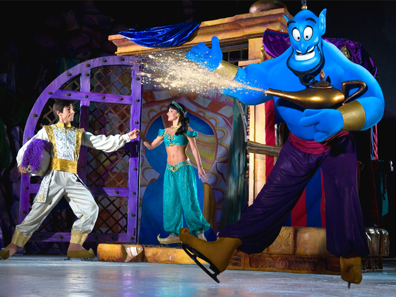 disney on ice fortaleza destaque