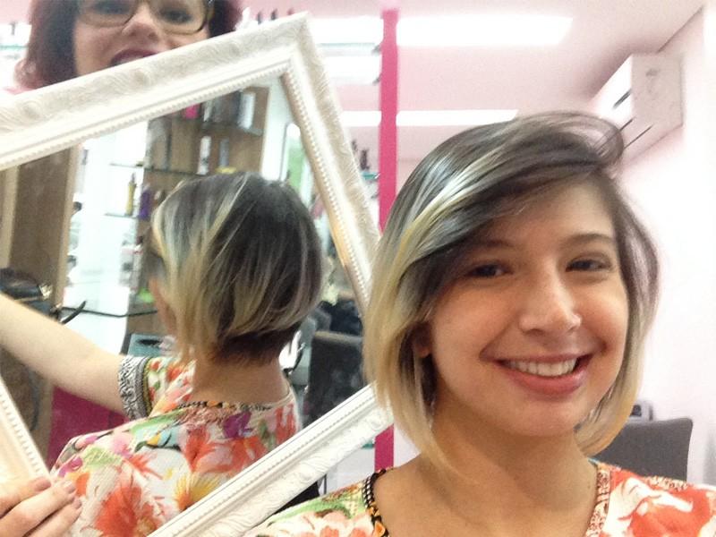 cabelo curto destaque laris viegas