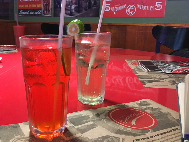 barneys bebidas
