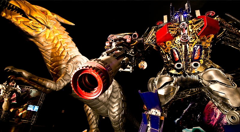 Transformers Iguatemi 04