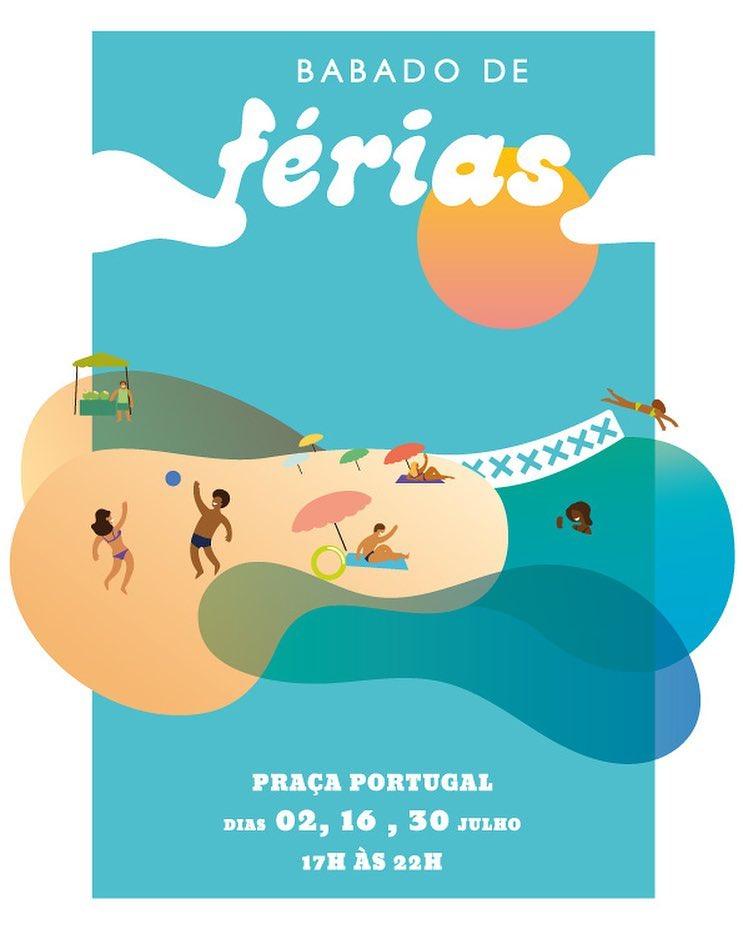 Babado coletivo ferias praca portugal