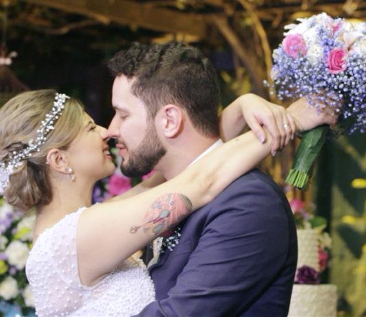 frame mare alta video casamento laris e igor