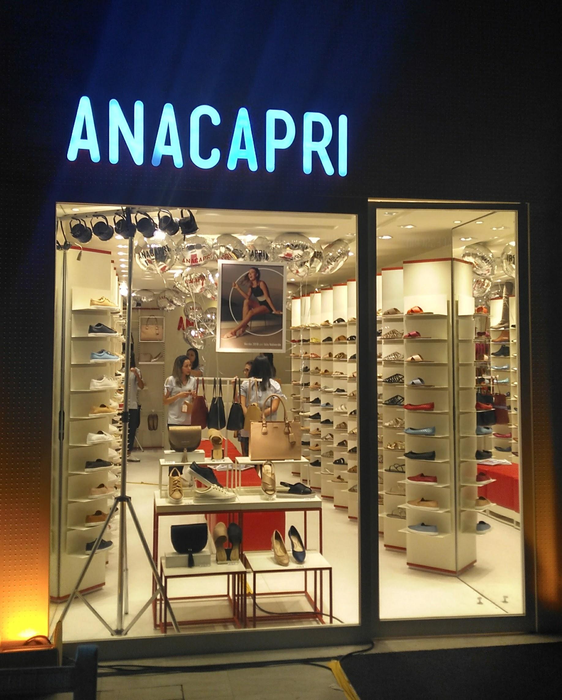 Fortaleza ganha segunda loja da Anacapri
