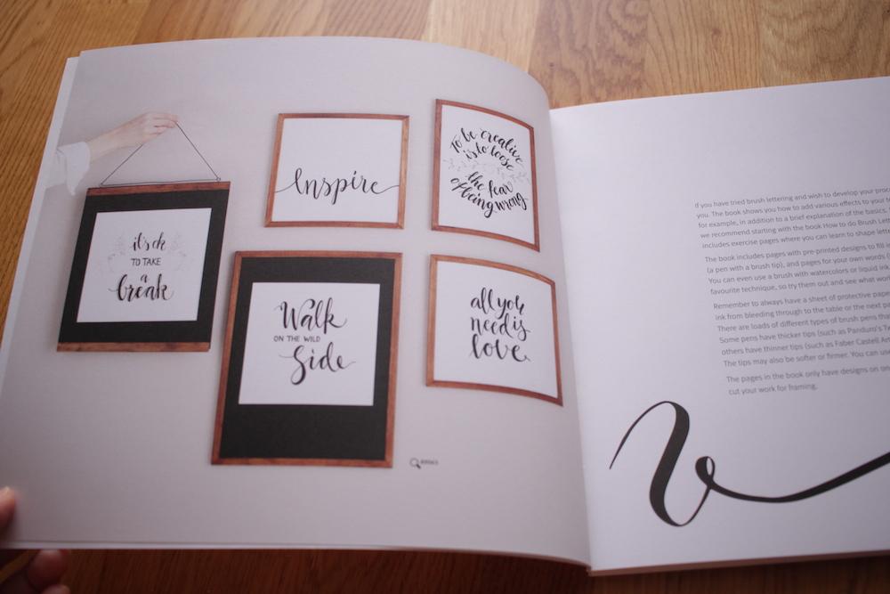 Livro Lettering - Penteadeira Amarela - 03