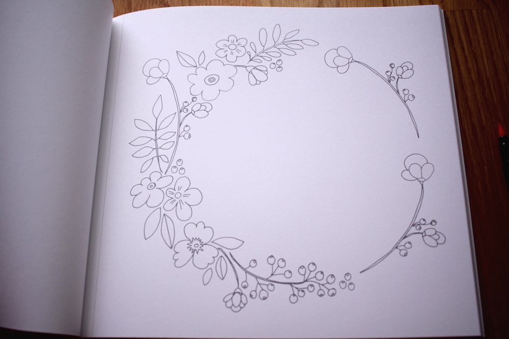 Livro Lettering - Penteadeira Amarela - 09