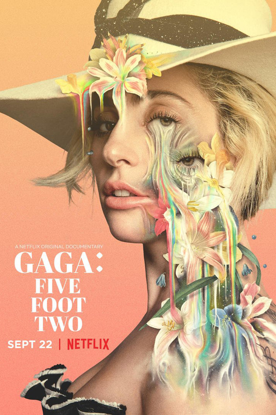 netflix gaga Five Foot Two