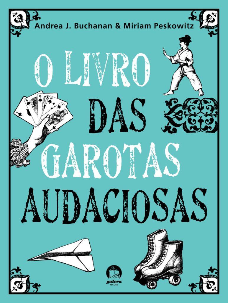 penteadeira amarela_garotas audaciosas_livros feministas