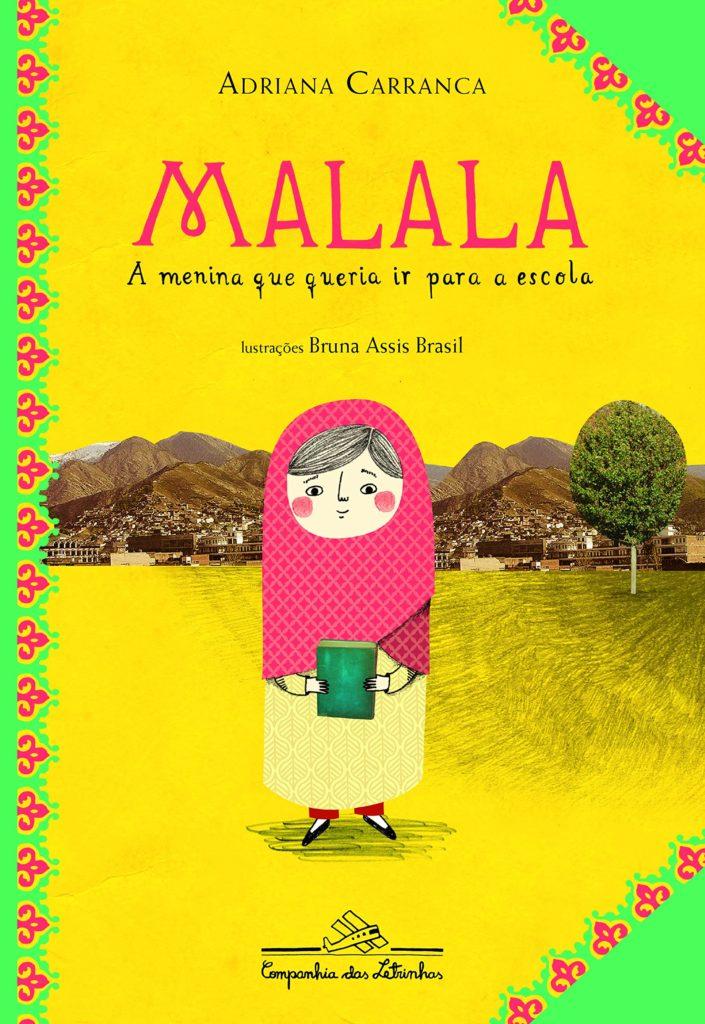 penteadeira amarela_malala_livros feministas
