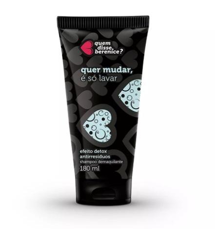 Shampoo demaquilante - R$ 29,90