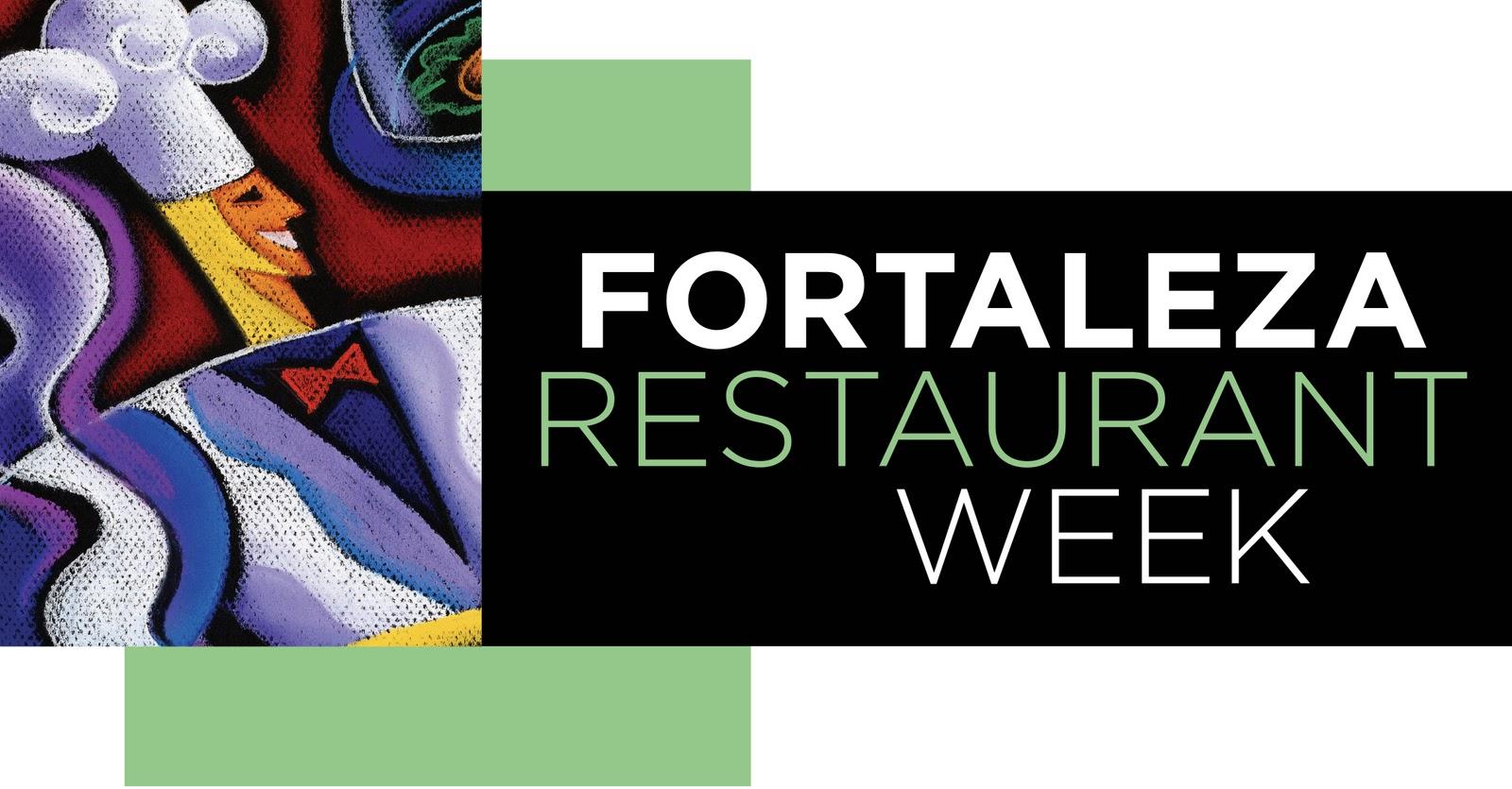 Fortaleza restaurant week