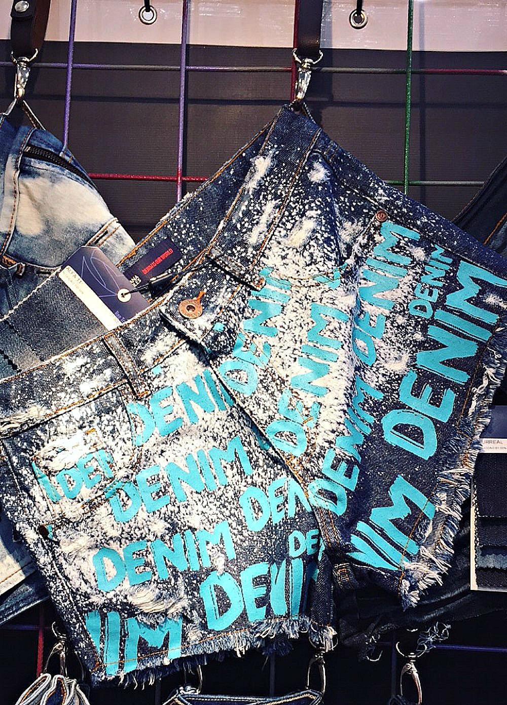 Contrastes entre Claro e Escuro serão vistos nas lojas - Peça Loco Serious Denim Santana Textiles