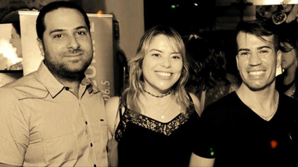 Daniel, Mirella e Modolo - El Trio.
