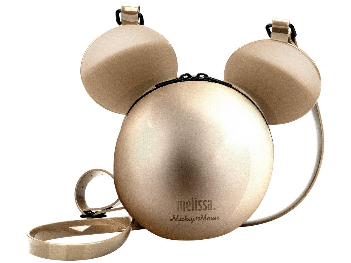 Melissa-Ball-Bag-Disney-Dourado