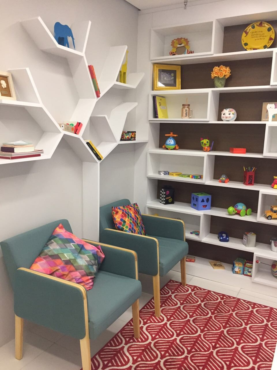 Consultório da Laura, de psiquiatria infantil em São Paulo.