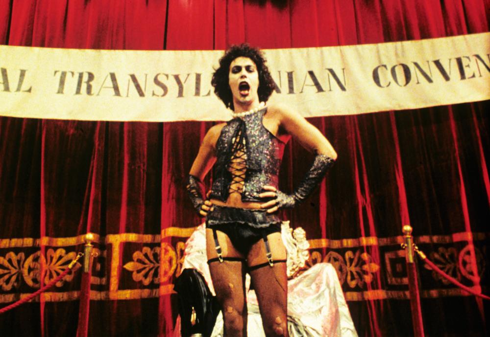 Uma das versões de The Rocky Horror Picture Show