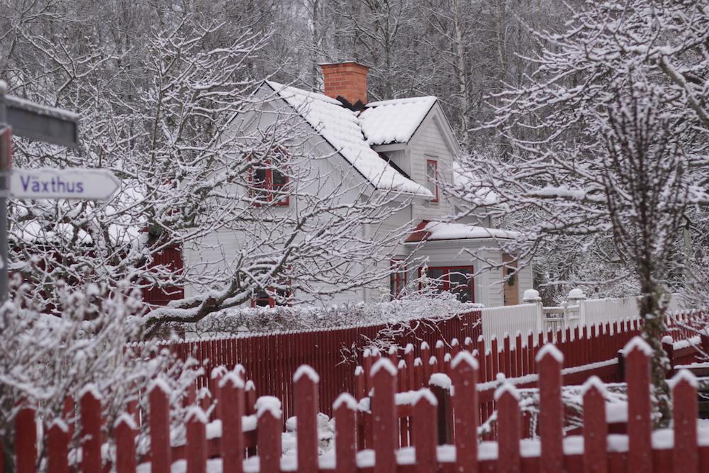 Gamla Linkoping Inverno