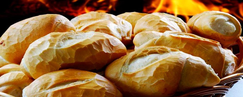 Pão francês, Cacetinho ou Carioquinha.