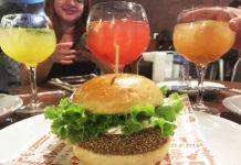 sanduiches drinks hey joe fortaleza penteadeira amarela