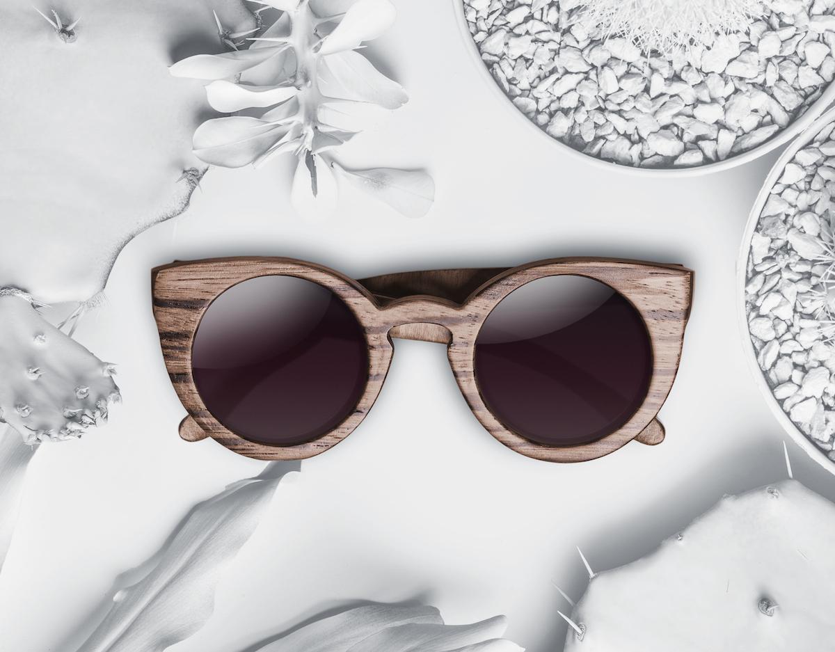 Meu Oculos de Madeira Vogue