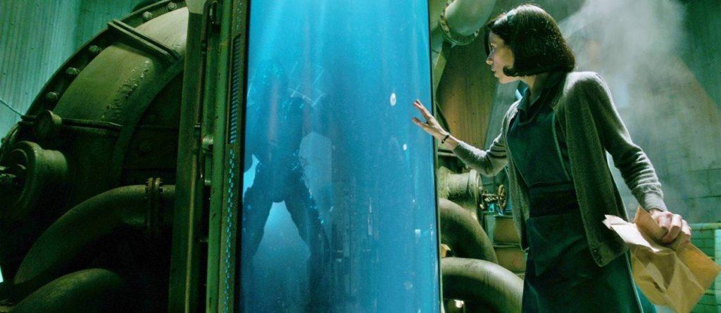 """Frame do filme """"A forma da água"""""""