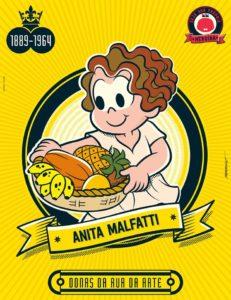 Donas da Rua Anita Malfatti