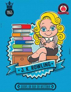 Donas da Rua J K Rowling