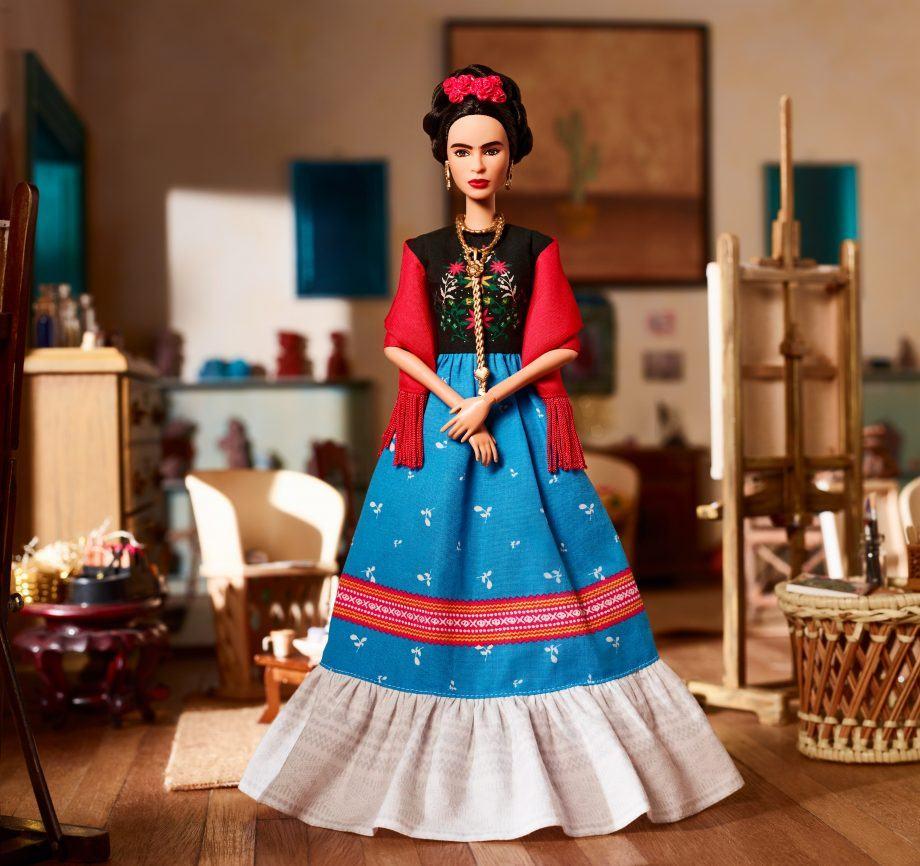 Barbie da Frida Khalo será vendida no Brasil (Divulgação)