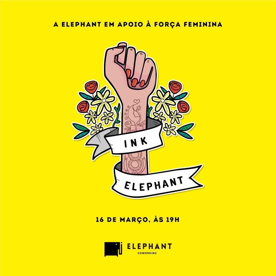 INK Elephant