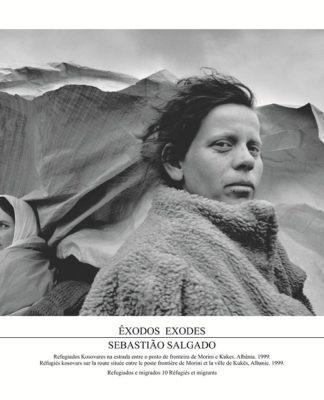a45c550ec83f9 Humanidade e resistência  Exposição Êxodos, de Sebastião Salgado, está  aberta em Fortaleza